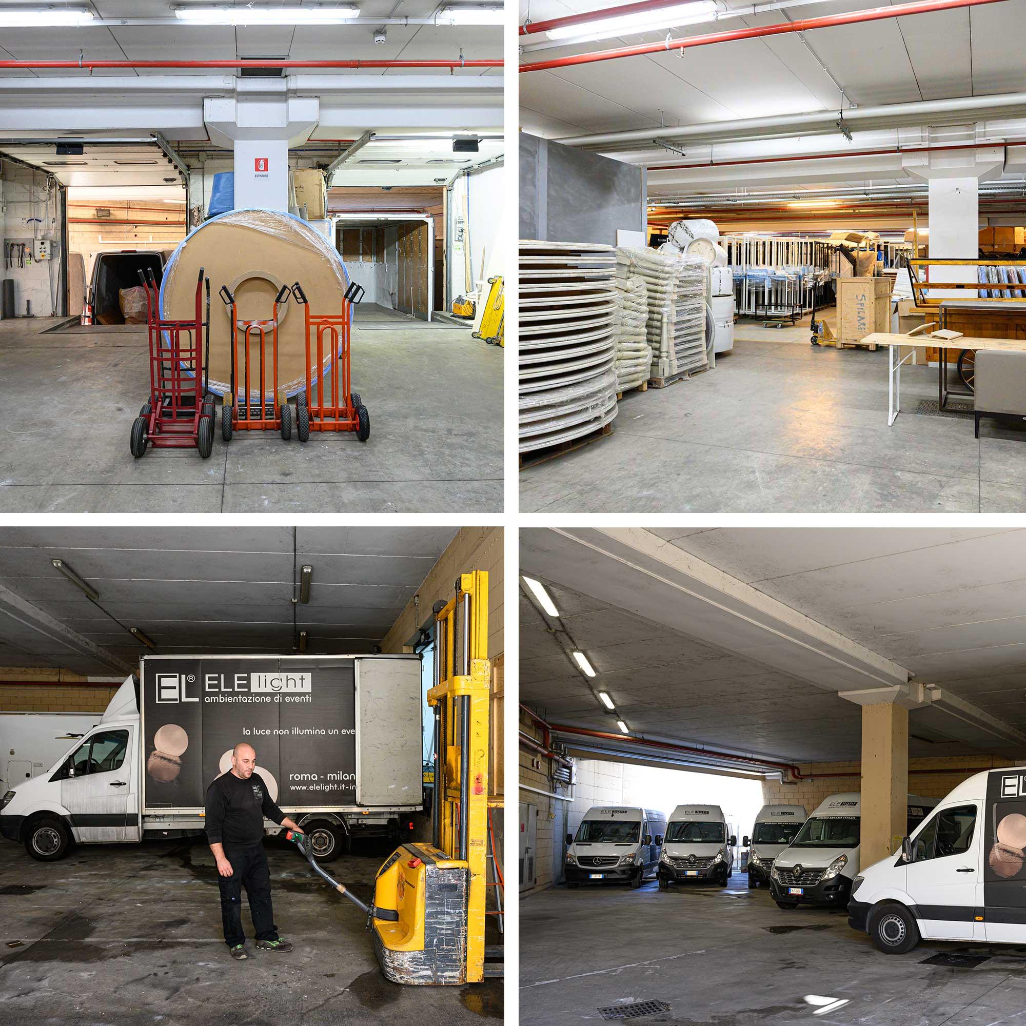 Servizi di Logistica e Gestione Magazzino